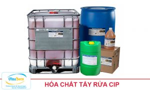 Cleaning chemicals CIP