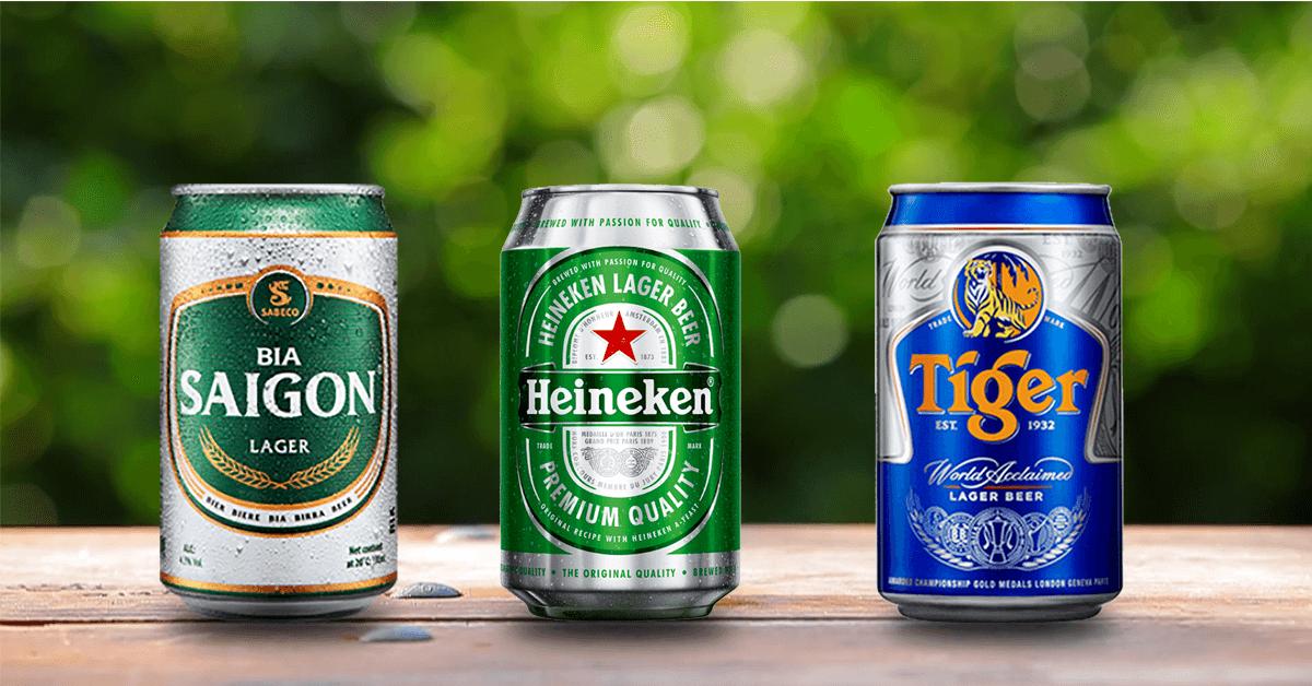 phân biêt các loại bia