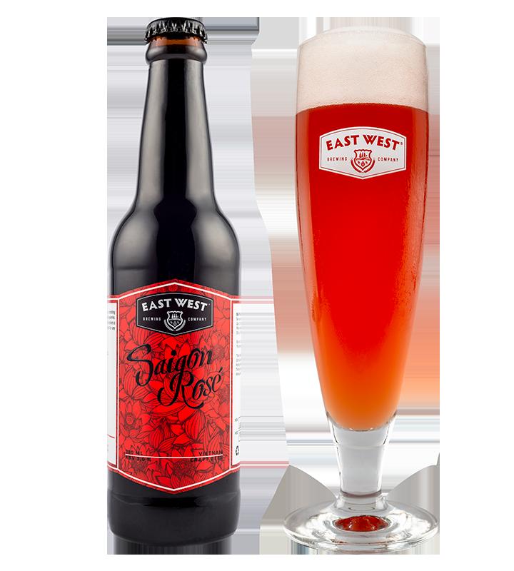 bia thủ công Saigon Rosé