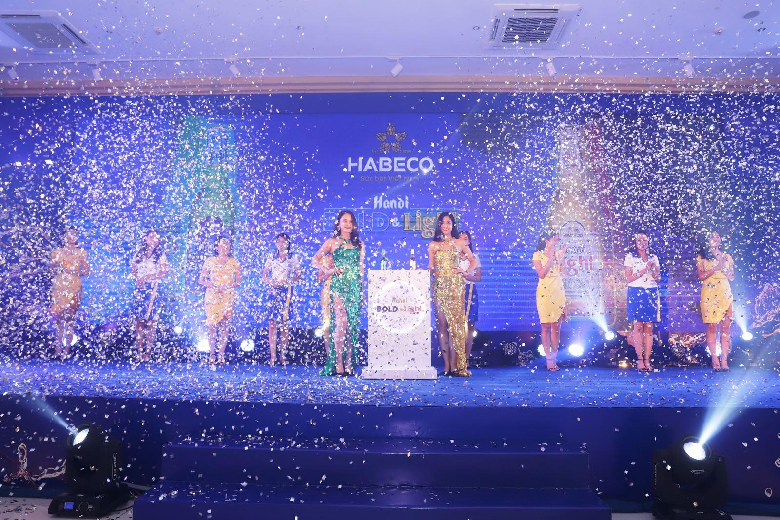 HABECO ra mắt Hanoi Bold và Hanoi Light dành cho giới trẻ