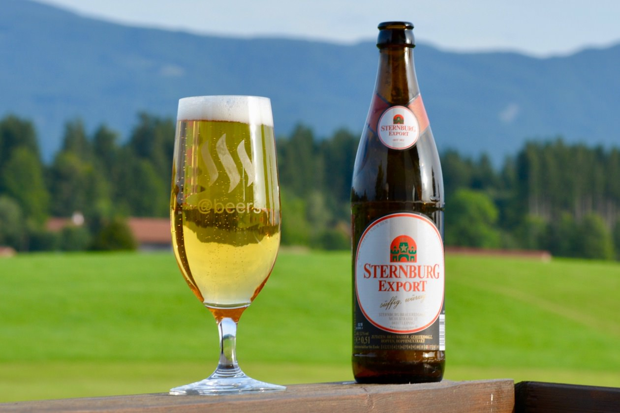 bia đức Sternberg