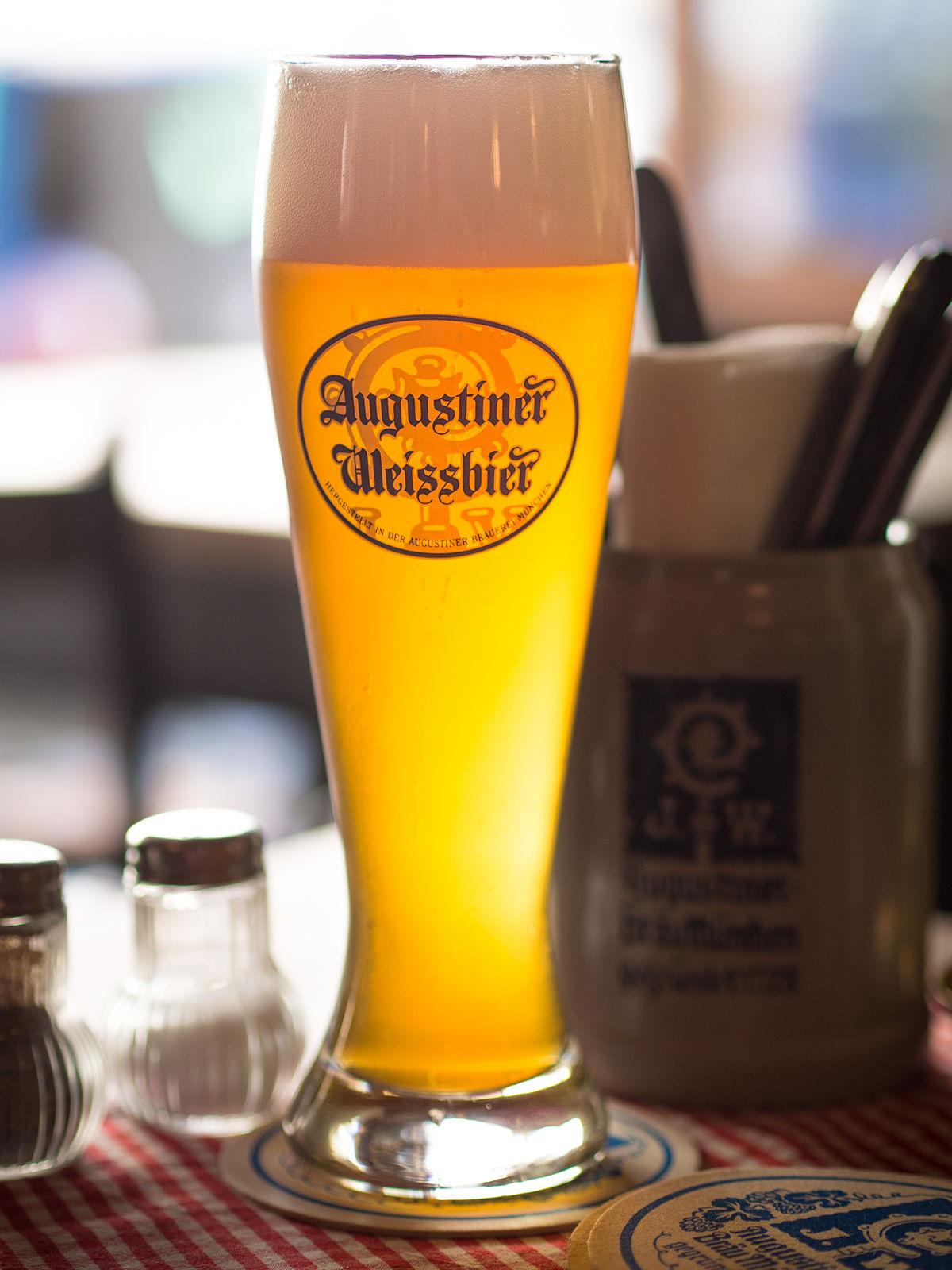 bia đức Augustiner