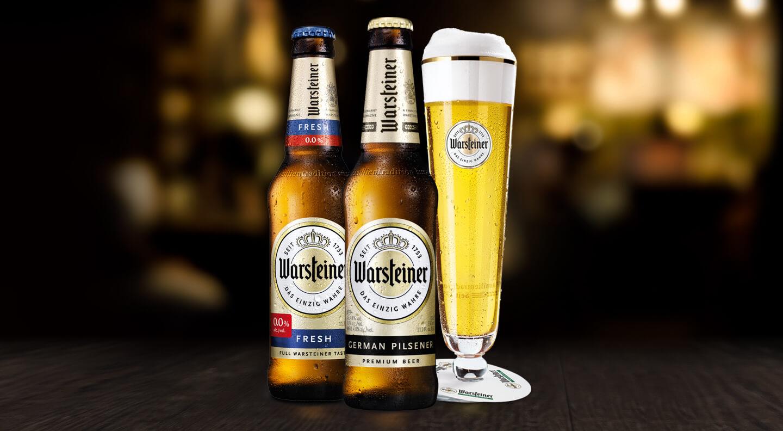 bia đức Warsteiner