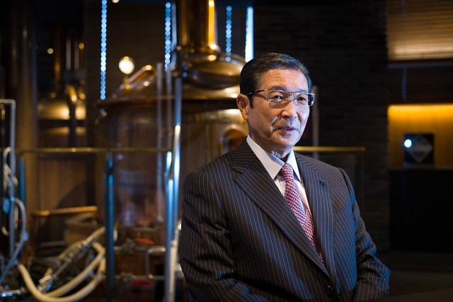 'Ông trùm' M&A Nhật Bản và tham vọng xây dựng đế chế bia nổi tiếng thế giới